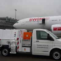 Leichtmüllverdichter BERTSCHE LM 3.5 mit Aufnahme für 240 l Müllbehälter zu Trägerfahrzeug VW T5