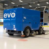 Eisbearbeitungsmaschine Mulser WM Evo2 electric