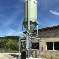 Wintermantel Silo 35m3